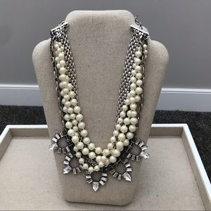 "Stella & Dot ""Starlet Pearl"" Necklace"